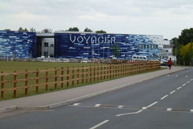 Voyager Academy in Peterborough