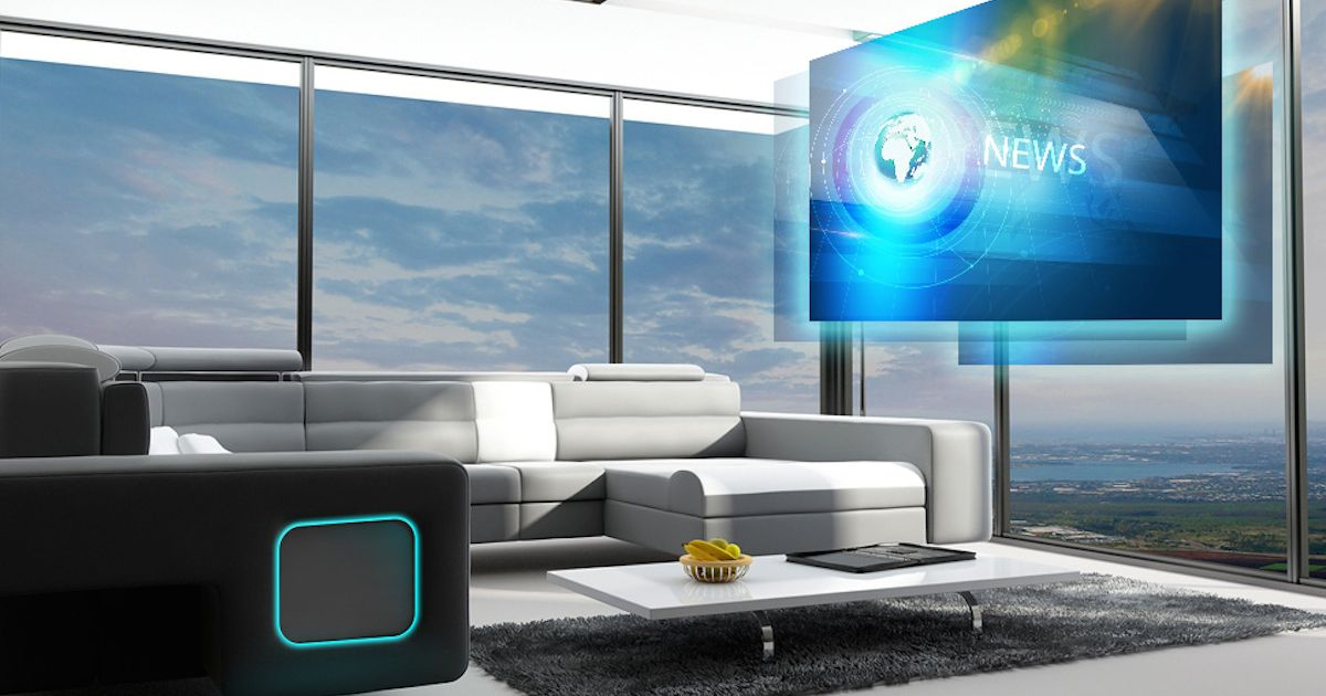 Inside The Homes Of 2050 With Smart Beds Virtual Reality