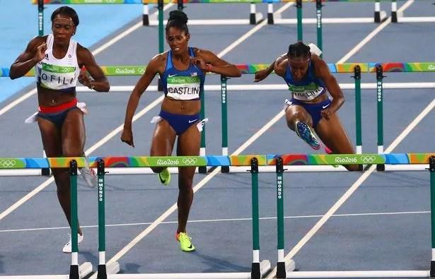 Women's 100m Hurdles Final