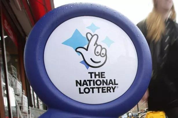 Internet Marketing to Double or even Quadruple you Income Internet Marketing to Double or even Quadruple you Income 07OCT A National Lottery sign