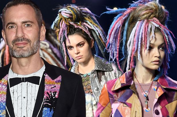Image result for marc jacobs and dreadlocks