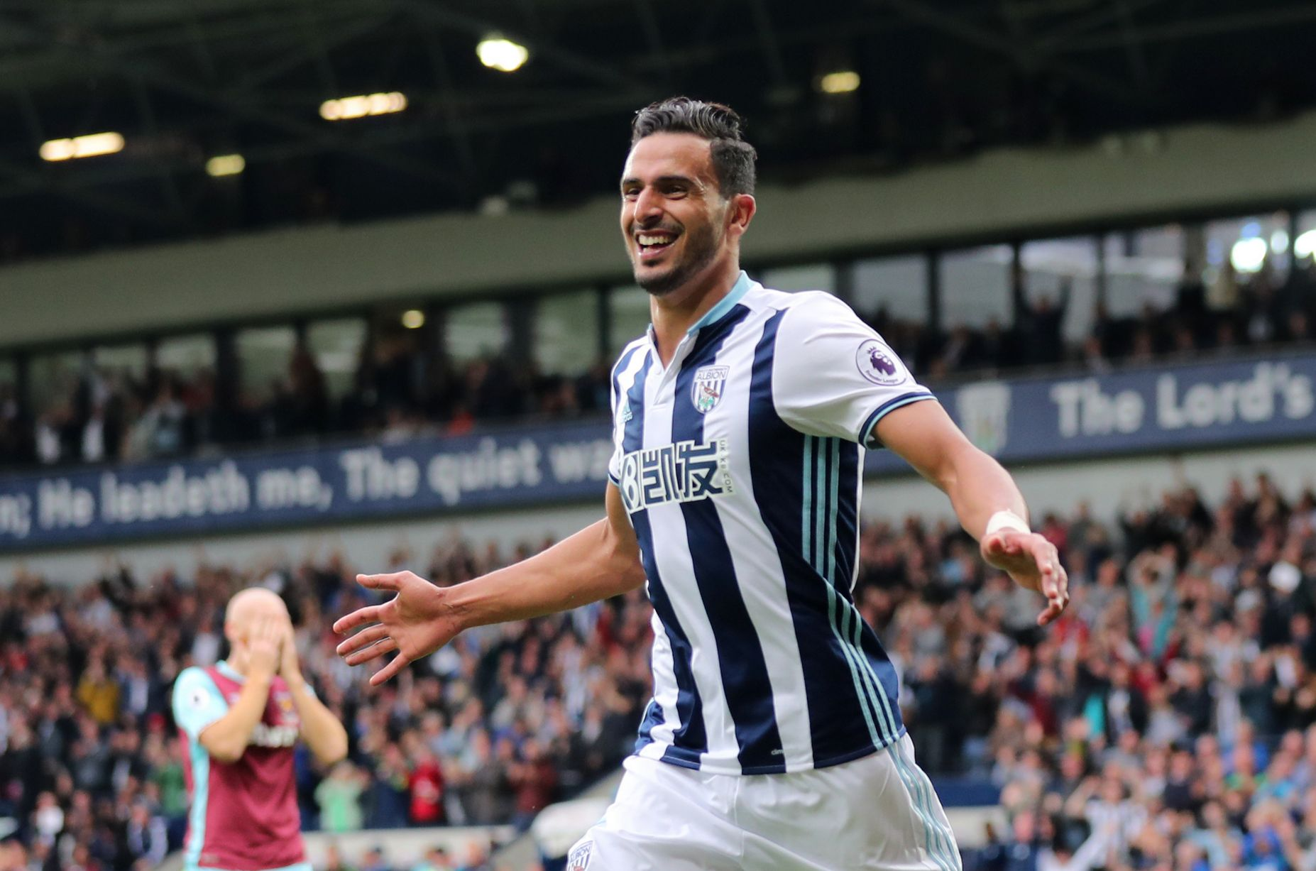 Image result for nacer chadli 2017
