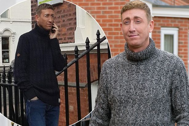 Christopher Maloney goes under the knife again!