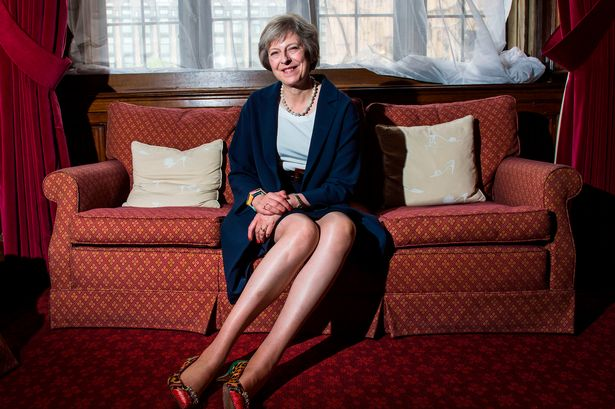 9 Things We Learned From The At Home With Theresa May