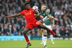 Image result for Newcastle want Liverpool's Sheyi Ojo on loan
