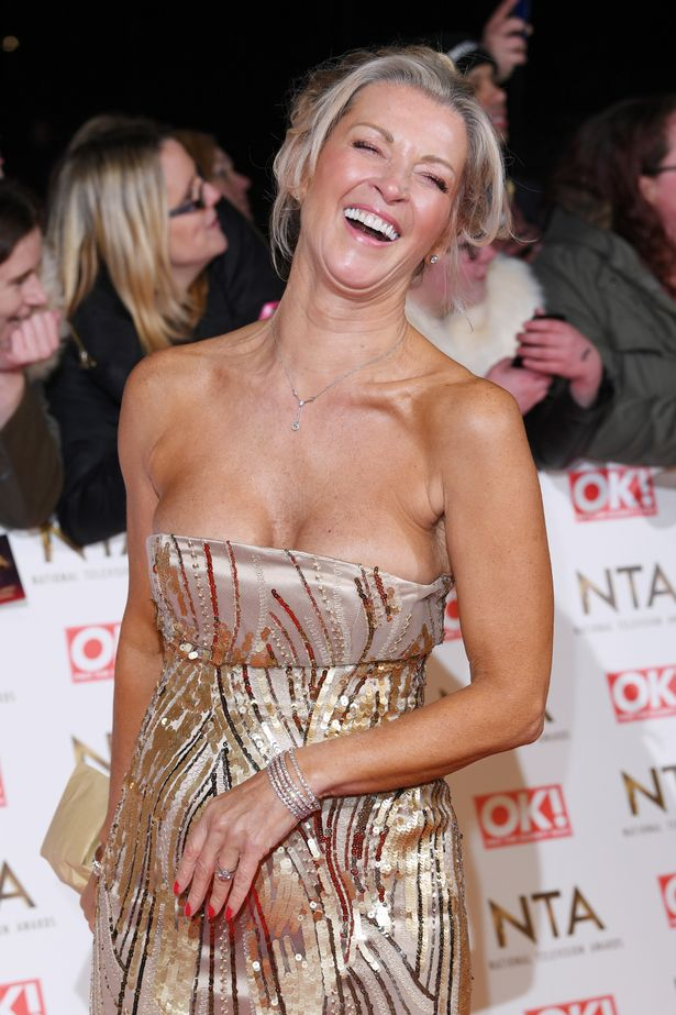 Gillian Taylforth