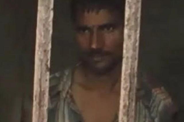 Nazim Miyan ditemukan ibunya di sebelah mayat anak yangh dimutilasi.