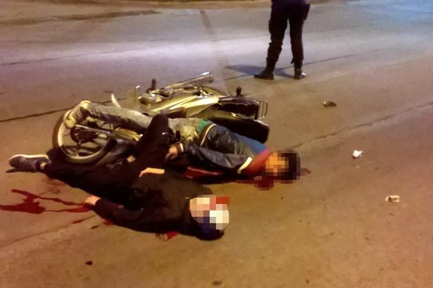 Marcos Rojo's Cousin Shot Dead In Argentina By Retired Police Officer (Graphical Picture) 7