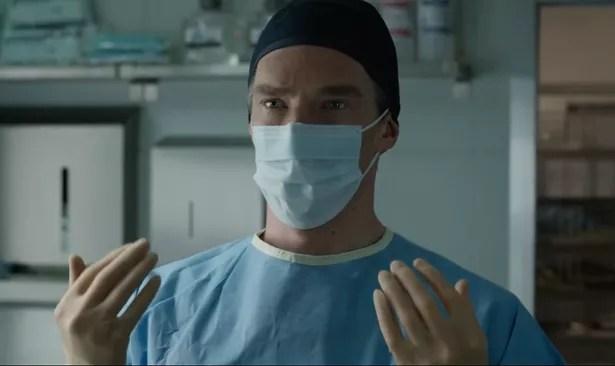 Image result for doctor strange surgeon