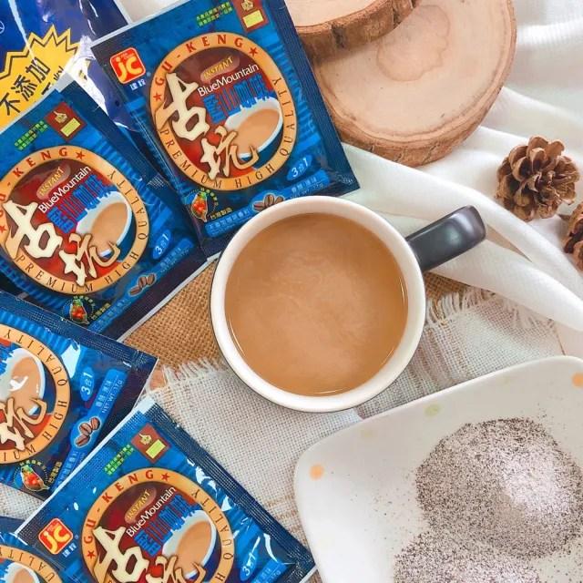 【建詮】古坑藍山咖啡3合1(17g*25包/425g)
