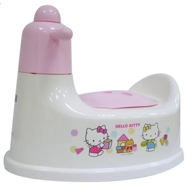 【HELLO KITTY】騎座式便器