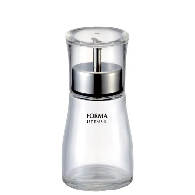 【ASVEL】FORMA醬油瓶罐-80ml(廚房收納 料理烘培 密封保鮮 控油 玻璃 調味瓶 調味罐 酒醋)