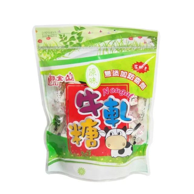 【郭金山】原味牛軋糖(320g)