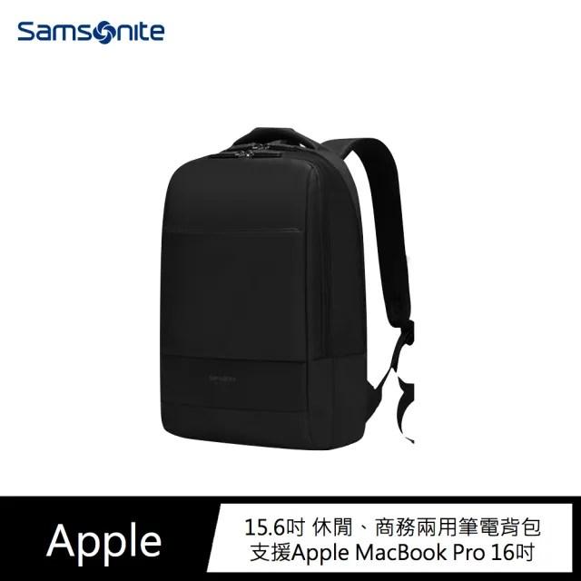 【Samsonite RED】15.6吋 MIDNITE-ICT 休閒商務二用筆電背包(電腦包)