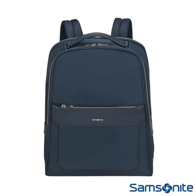 【Samsonite 新秀麗】Zalia2.0女性商務筆電後背包14 多色可選(KA8)
