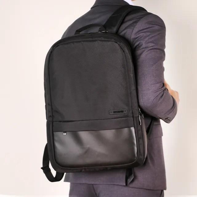 【AT美國旅行者】Scholar簡約都會筆電後背包15.6吋(AG0)