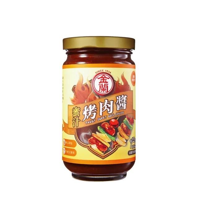 【金蘭食品】蜜汁烤肉醬240g(中秋/火烤/美味/團圓/相聚/露營/外出/宅在家/居家/安心/吃飯/做菜)