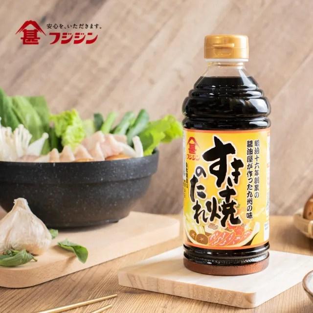 【日本富士甚】壽喜燒醬汁500ml(壽喜燒)