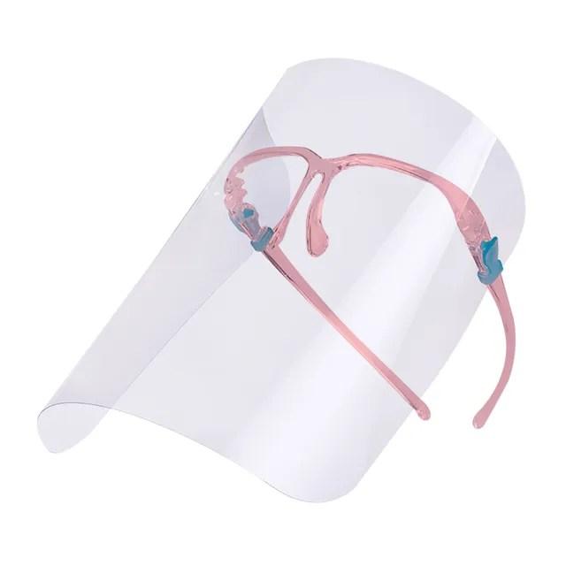 輕量型防疫防護面罩
