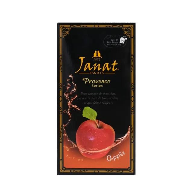 【咖樂迪咖啡農場】Janat 普羅旺斯系列蘋果茶(2gX25袋)