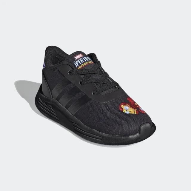 【adidas官方旗艦館】童鞋 LITE RACER 2.0 跑鞋 運動鞋 男童/女童(FY9221)