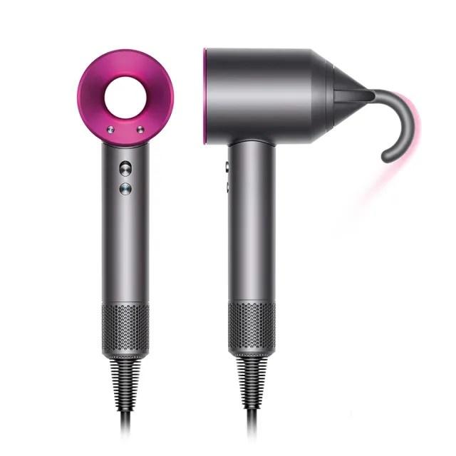 【dyson 戴森】Supersonic HD08 全新版 吹風機 溫控 負離子(桃紅色 新品上市)