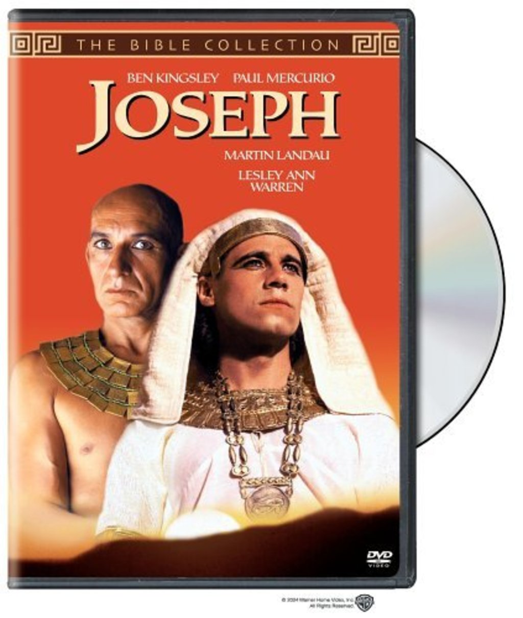 Watch Joseph In Egypt On Netflix Today