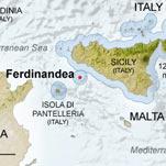 Borderlines: Ephemeral Islands