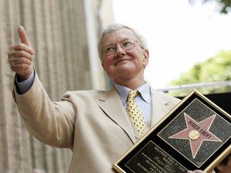 Roger Ebert film critic & cookbook author - peoplewhowrite