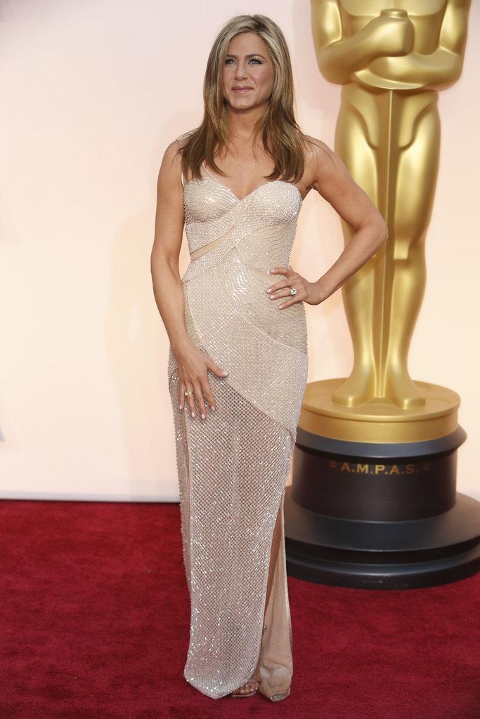Red Carpet Watch Jennifer Aniston