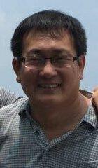 Wang Quanzhang smiling