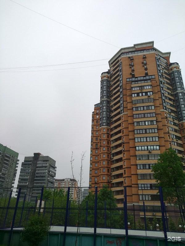 Лавочкина, 34 к1 в Москве — 2ГИС