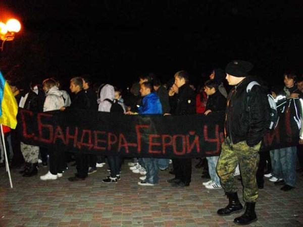 Марш УПА в Полтаві / Фото / Полтавщина