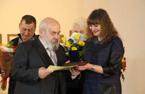 У Полтаві нагородили цьогорічних лауреатів премії імені ...