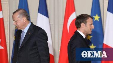 Κόντρα Μακρόν – Ερντογάν: Ο Τούρκος πρόεδρος ρίχνει λάδι στη φωτιά και η Ευρώπη «απαντά»