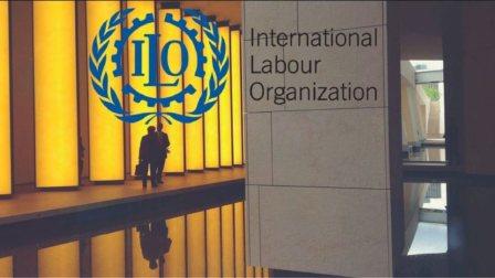 Αποτέλεσμα εικόνας για Διεθνούς Γραφείου Εργασίας (ILO).