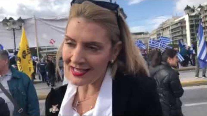 """Πρέπει να γίνει σεβαστή η άποψη του ελληνικού λαού. Να μη κυρωθεί αυτή η συμφωνία"""""""