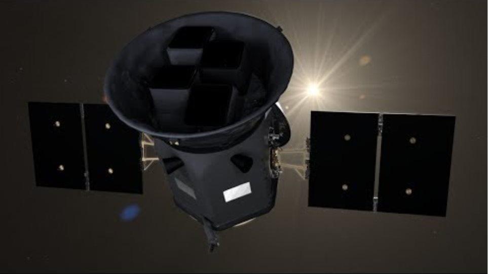 NASA's New Planet Hunter: TESS