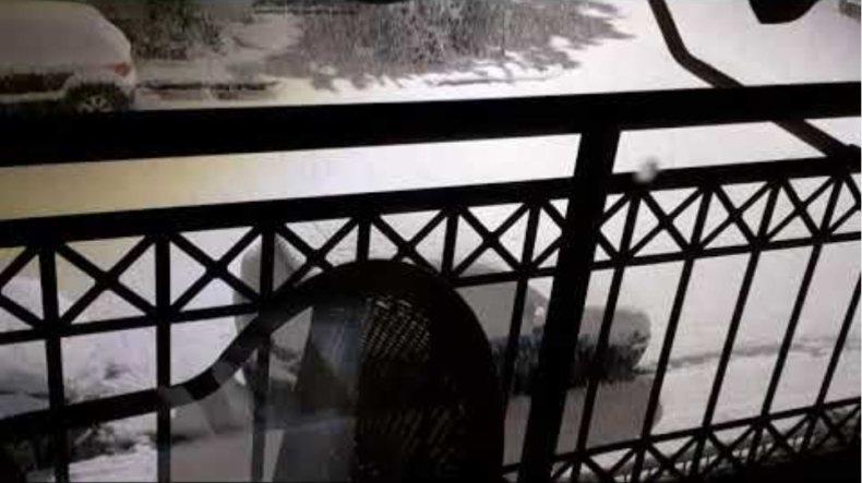 Χιόνια Αιγάλεω και δυτικά προάστια 3