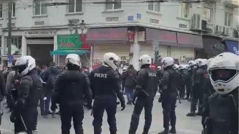 Βίντεο οι συλληφθέντες του ΚΚΕ προσαγωγές 3