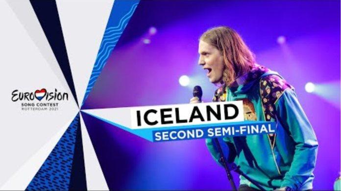 Daði og Gagnamagnið - 10 Years - LIVE - Iceland 🇮🇸 - Second Semi-Final - Eurovision 2021