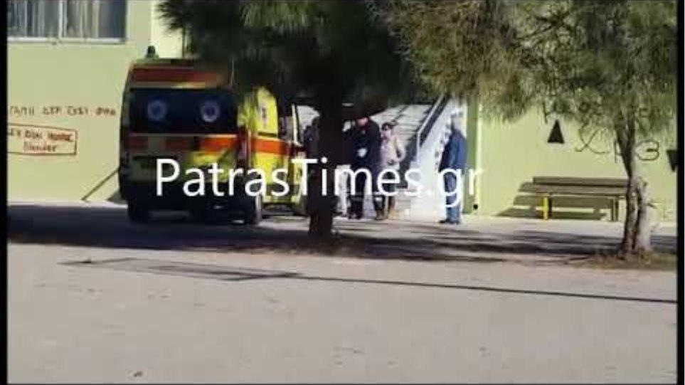 PatrasTimes.gr: Σοκ στην Πάτρα-Μαθητής μαχαίρωσε μαθητή σε λύκειο