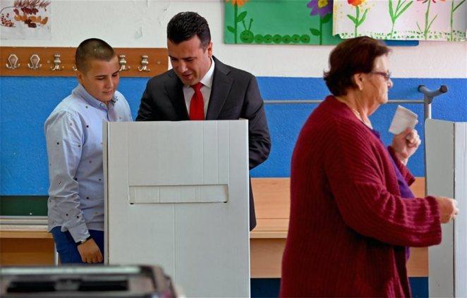 zaev_polling_station