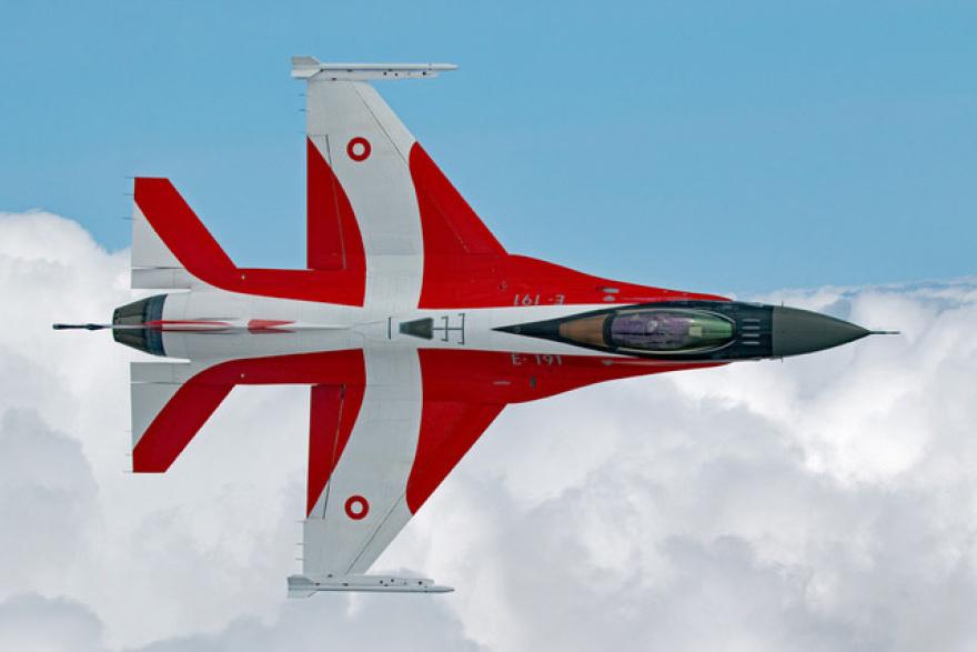 F-16-Denmark