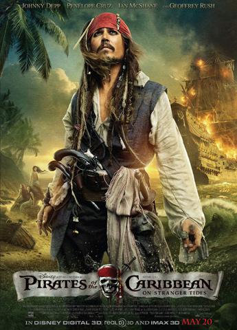 Poster do filme Os Piratas