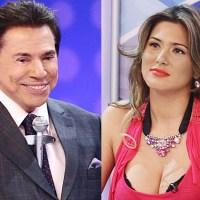 Lívia Andrade fala de sua relação com Silvio Santos