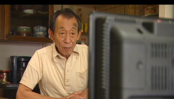 """Yasuteru Yamada, de 72 anos, não se considera um """"kamikaze"""", mas quer trabalhar na usina de Fukushima para fazer a radiação parar de sair"""
