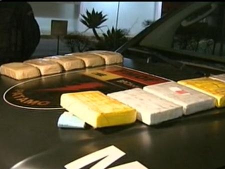 Homem que tranportava 10Kg de drogas para pagar dívida é preso