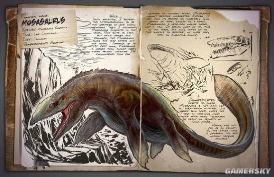 《方舟生存進化》恐龍圖鑑大全 恐龍出現範圍及可否馴服等信息一覽 - 壹讀