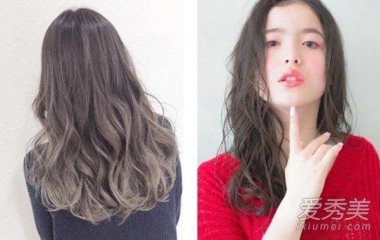 染髮也能高級感 「透明灰棕」發色正流行! - 壹讀